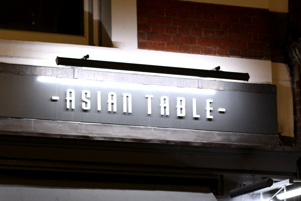 P.F. Chang's, Asian Table in London - UK lifestyle blog