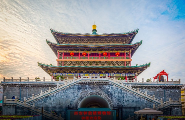 Top 10 Staggering Ancient Towns in China - Xi'an