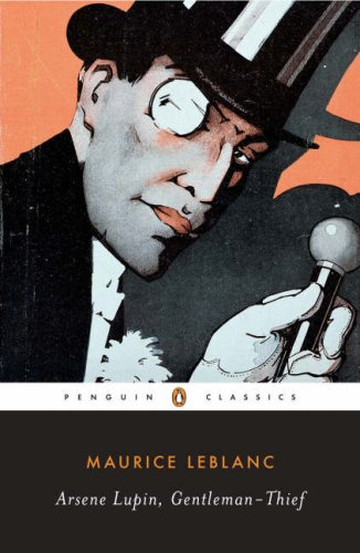 Arsene Lupin, The Gentleman Burglar