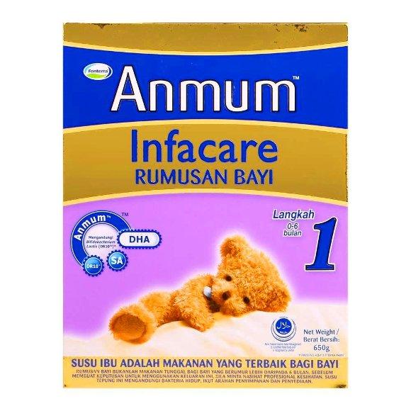 Susu formula Anmum Infacare Step 1