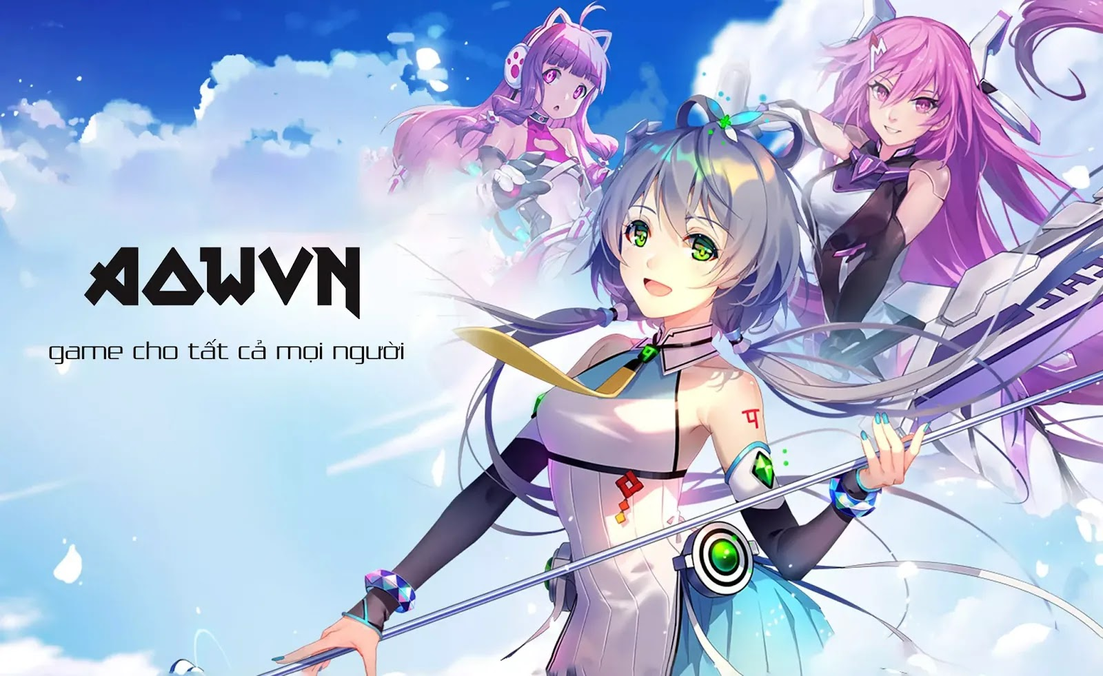 AowVN 300 - [ HOT ] 300 Heroes Mobile | Android & IOS - Moba Anime cực hay + Fix Lag