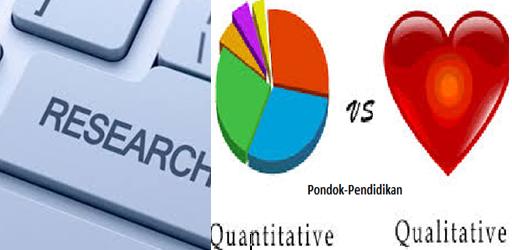 Pebedaan Kualitatif dan Kauntitatif