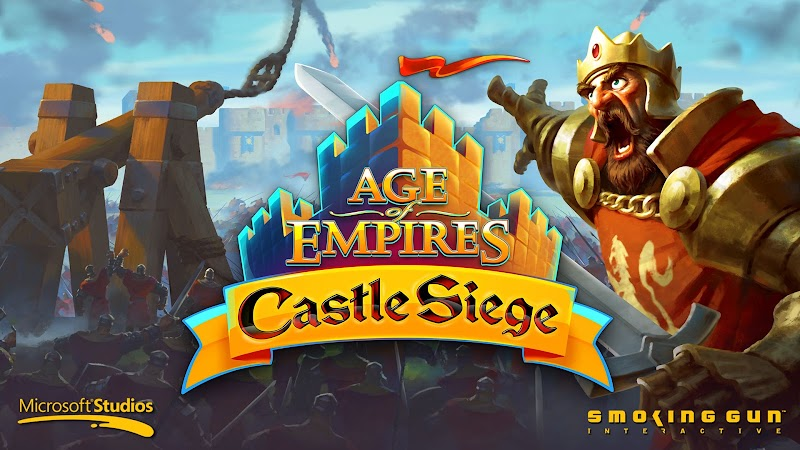 Age of Empires: Castle Siege v1.23.4108 Apk + Data for android