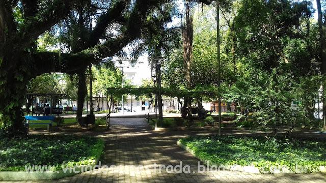 Praça Flores da Cunha, Vale do Taquari