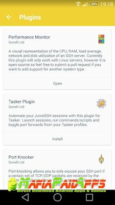 JuiceSSH - SSH Client Apk MafiaPaidApps