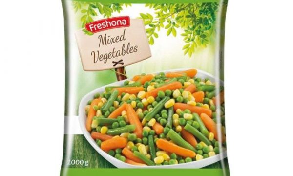 Image result for Lidl Frozen Freshona Vegetable Mix