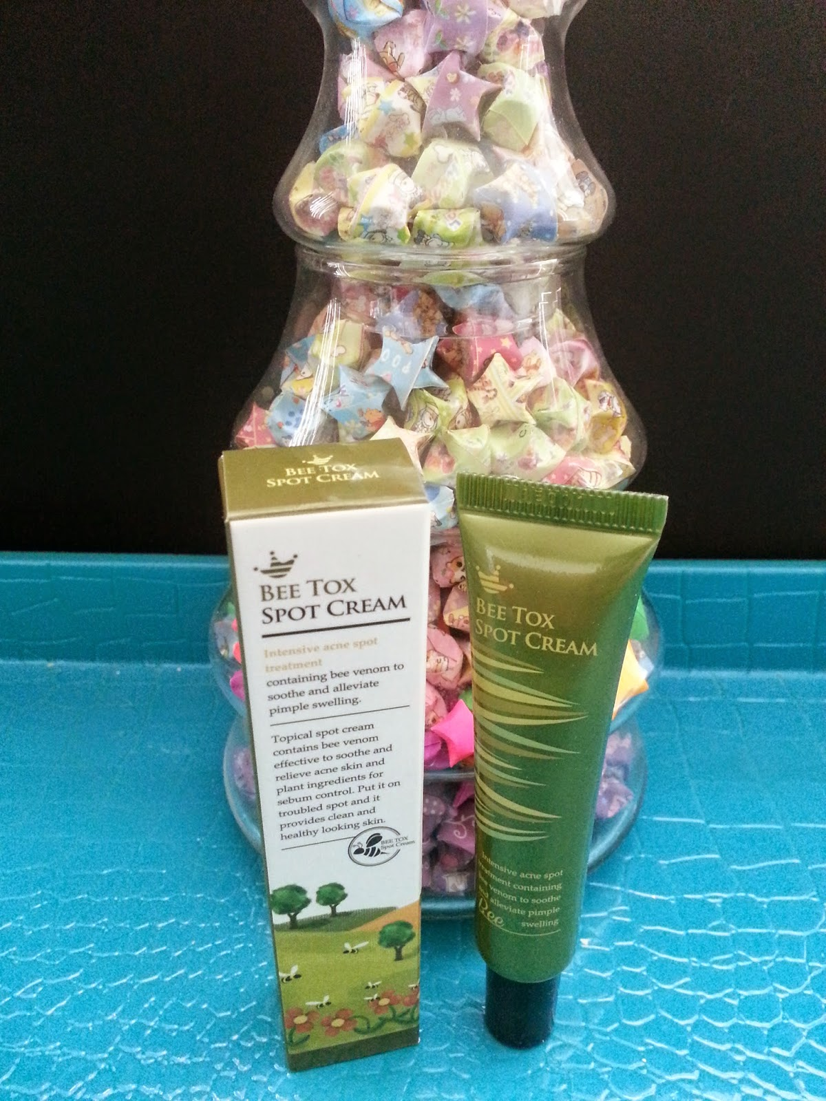 Shara Shara Bee Tox Spot Cream