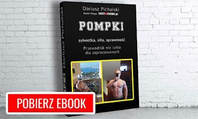 100 pompek – sprawdzony plan treningowy