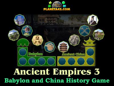 Древни Империи 3 Вавилон и Китай