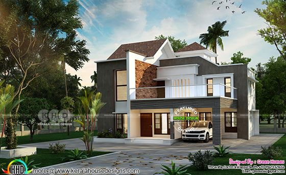 Year 2019 house design starts here