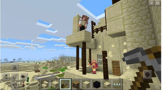 Minecraft Pocket Edition MOD APK4