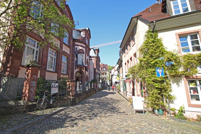 Freiburg - Wiehre