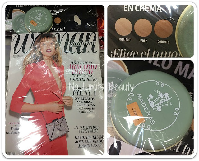Regalos revistas enero 2017: Woman