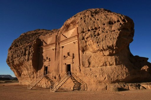 Saudi eases access to long-hidden ancient ruins