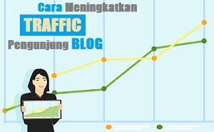 Cara Ampuh Agar Blog Ramai Pengunjung