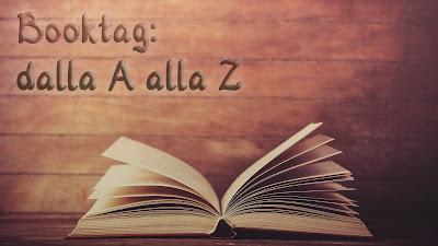 Booktag: dalla A alla Z