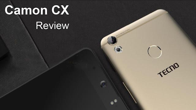 مواصفات وسعر هاتف Tecno Camon CX بالصور