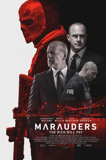 Download Film Marauders (2016) WEB-DL Subtitle Indonesia