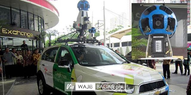 Kamera Google Tak Sengaja Potret Ibu-Ibu Jatuh dari Motor, Inilah Akhir Raja Jalanan!
