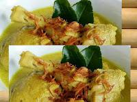 Cara Membuat Opor Ayam Kuning