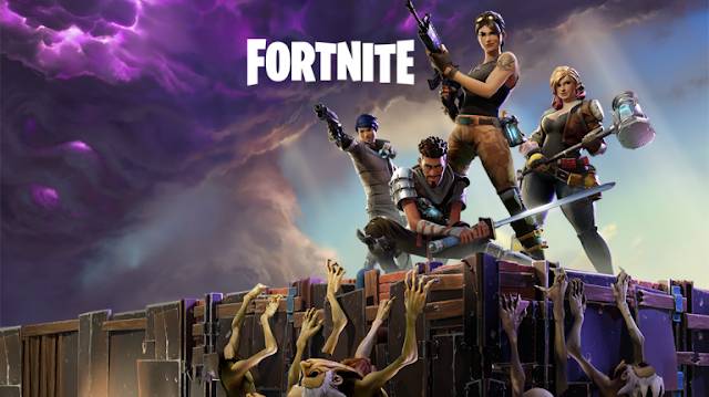 لعبة Fortnite تسجل رقم قياسي جديد من خلال طور Battle Royale
