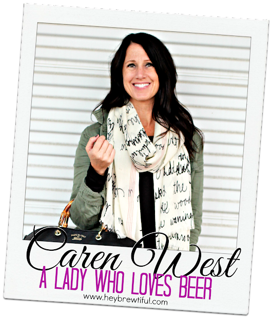 Caren West: A Lady Who Loves Beer