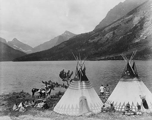 blackfoot indian tribe teepee american tipi tribes indians native plains village history blackfeet teepees tipis americans tepees chief cherokee 1880
