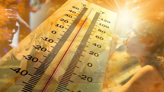Πανελλαδικό ρεκόρ ζέστης για το καλοκαίρι του 2018 στο Κρανίδι με 42,1 βαθμούς