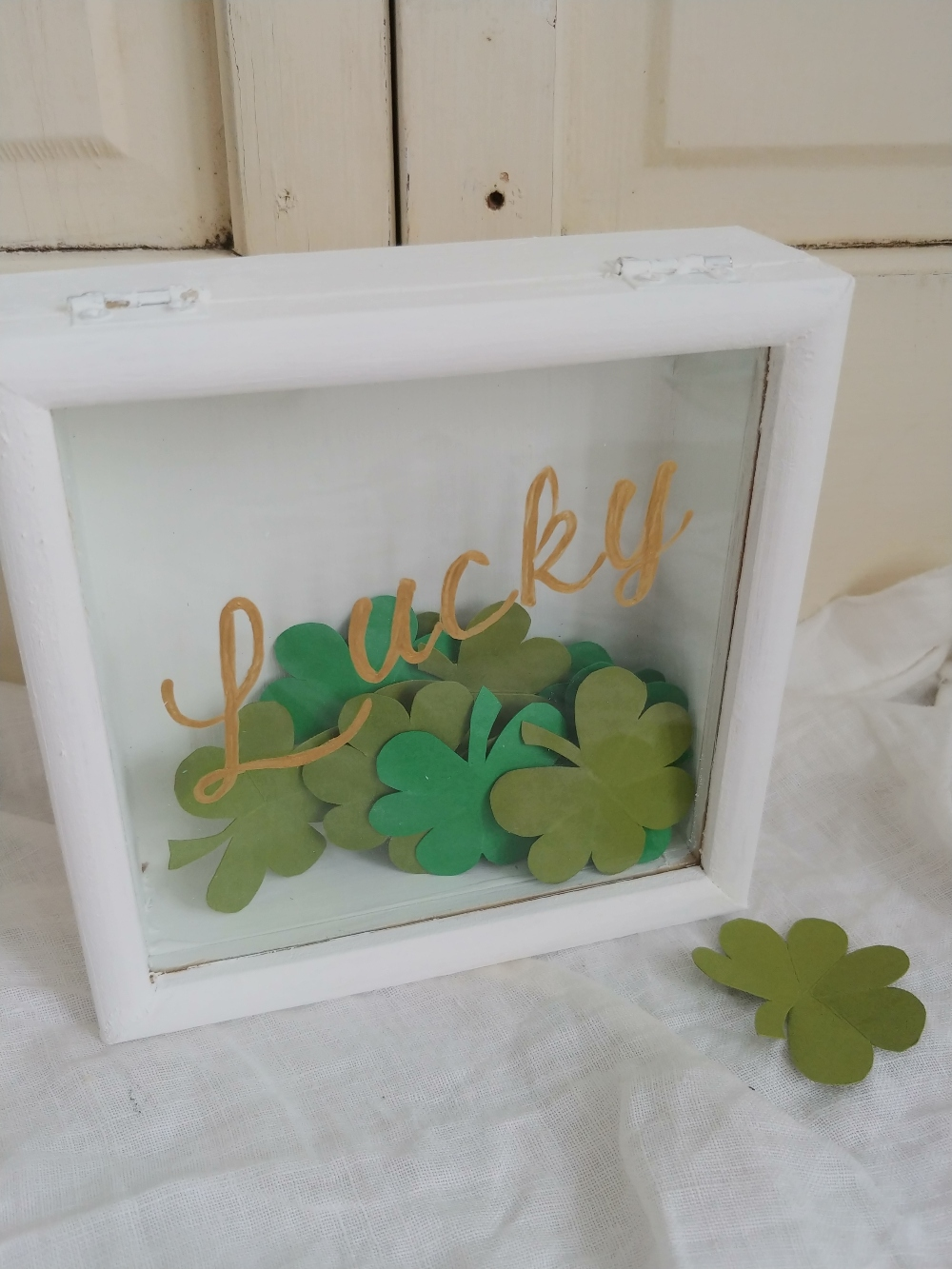 DIY St. Patty's Day crafts