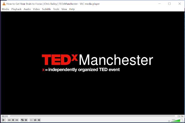 VLC Aplikasi Laptop Pemutar Video
