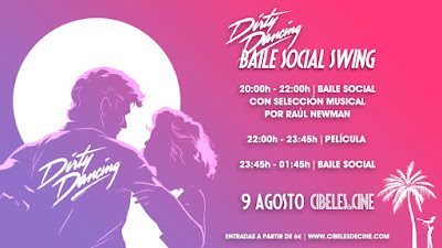 Cibeles de cine Dirty Dancing