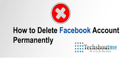 as well as desire to delete your Facebook draw organization human relationship How to Delete Facebook Account Permanently [With Pictures]