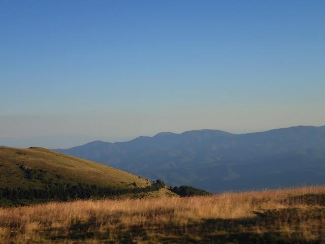 Okolice przełęczy Beklemeto