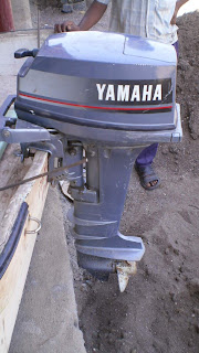 15 HP, Yamaha, outboard boat engines, used, second hand, spare parts