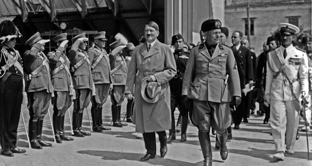 تاريخ أوروبا :حكم أدولف هتلر