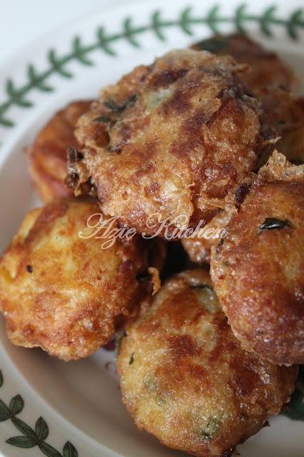 Begedil Ayam