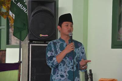 Wabup Arifin Resmikan Gedung MI NU Desa Bangun Munjungan