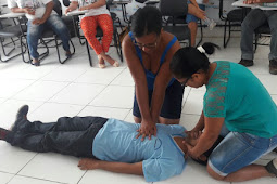 Riachuelo: Prefeitura promove curso de primeiro socorros para agentes de saúde