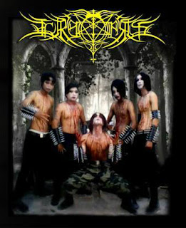 Kronis 666 Band Extreme Black Metal majalengka Foto Logo Wallpaper
