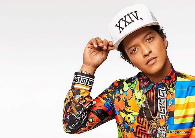Bruno Mars - instagram