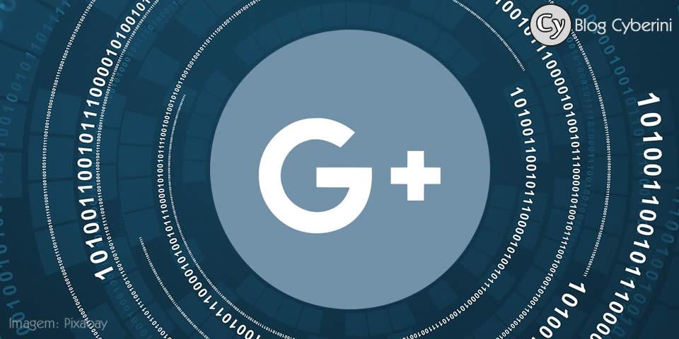 Vazamento de dados Google+