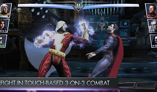 Download Injustice Gods Among Us V2.14 MOD Apk + DATA Obb