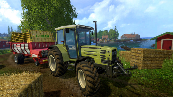 Farming Simulator 15 Free For PC