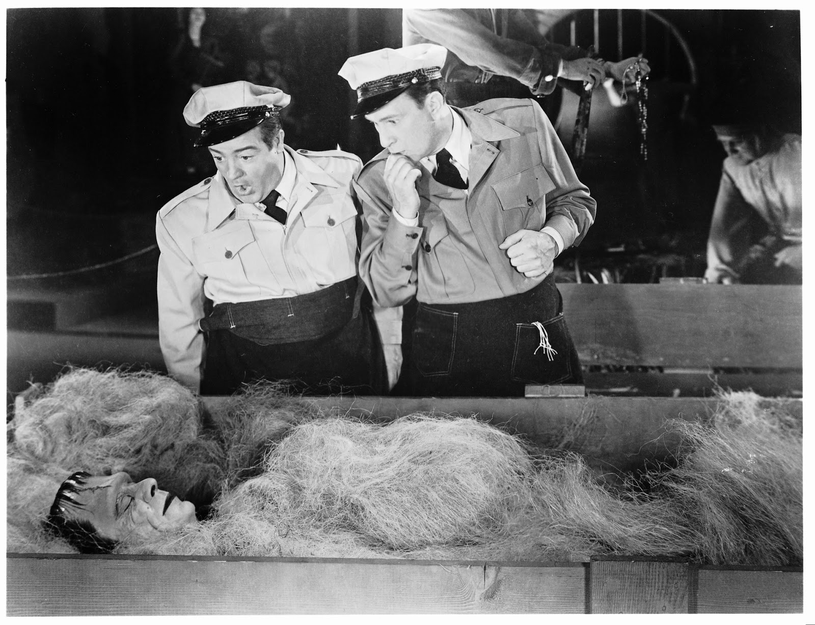 abbott and costello meet the ghosts 1948