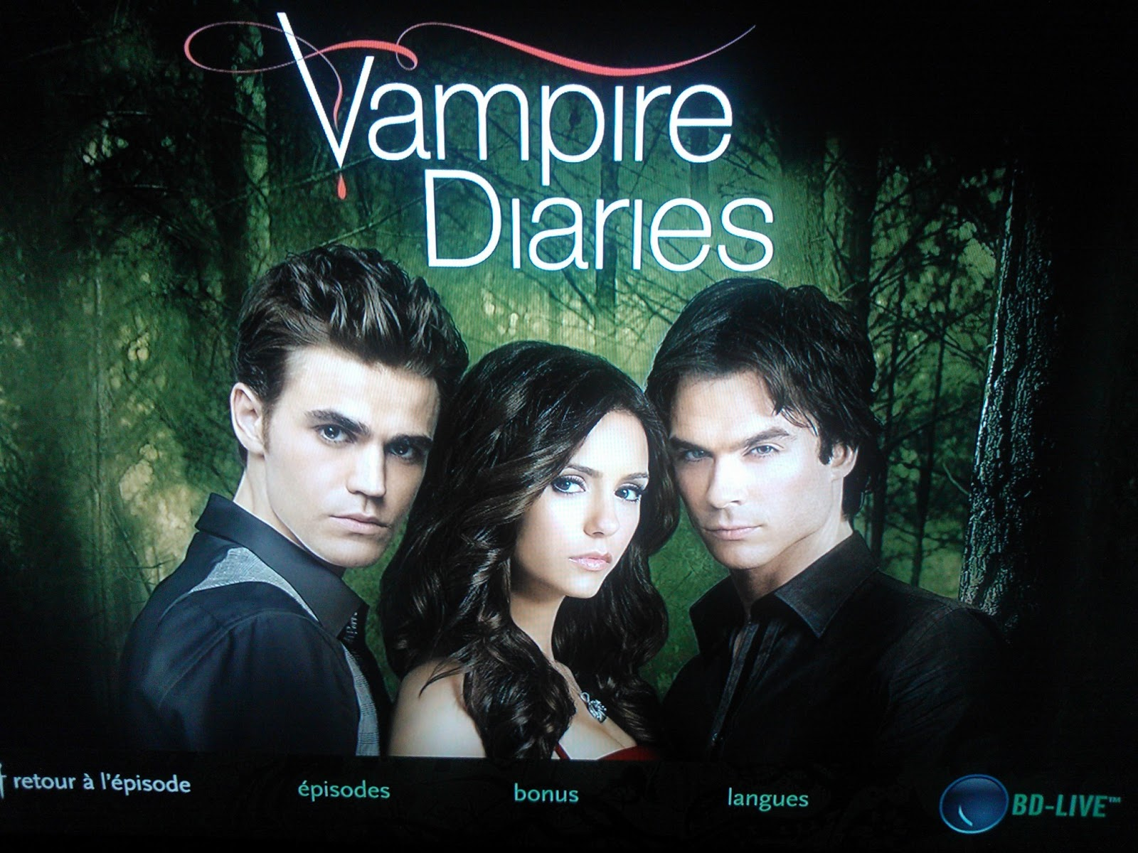 cinerock07 le blog cin de roland vampire diaries s rie fantastique am ricaine 2009 2013. Black Bedroom Furniture Sets. Home Design Ideas