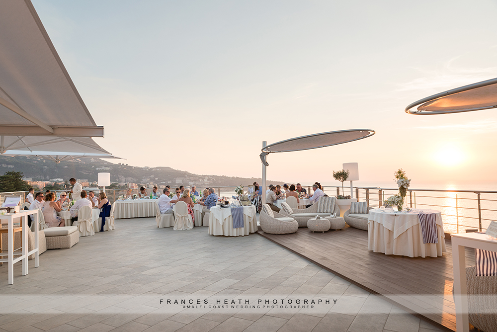 Wedding at Vista Sky Bar