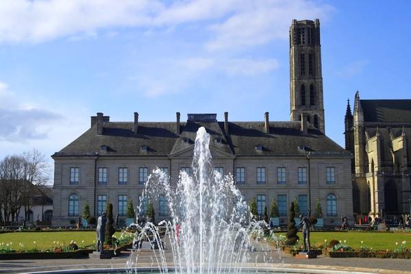 limoges quartier cité jardins évêché musée beaux arts