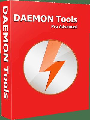DAEMON Tools Pro 8 + Serial