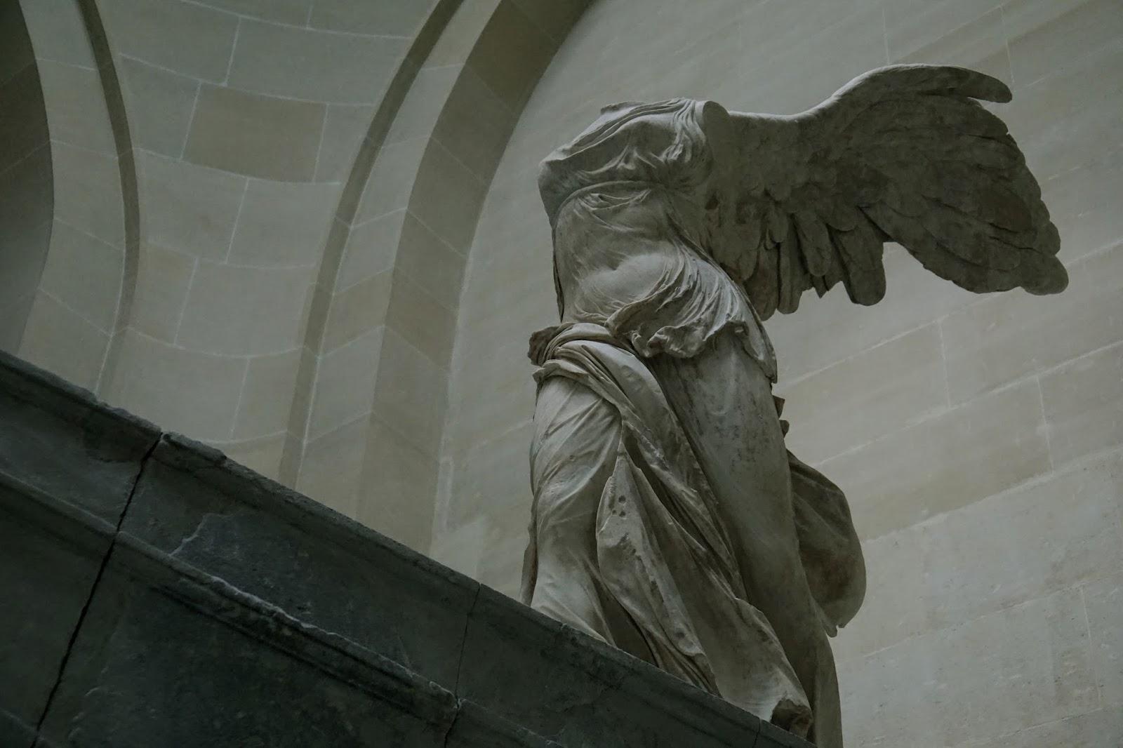 サモトラケのニケ(Victoire de Samothrace)