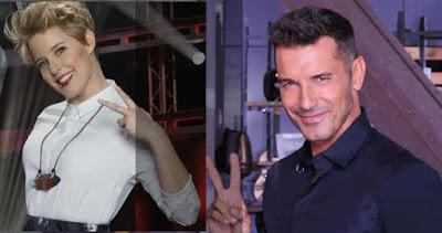 presentadores de La Voz 4